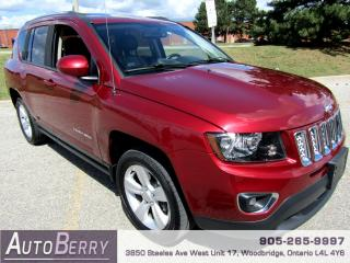 Used 2016 Jeep Compass Sport - 4WD - Auto for sale in Woodbridge, ON