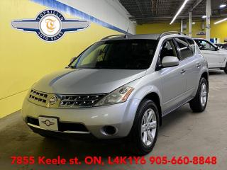 Used 2007 Nissan Murano AWD for sale in Vaughan, ON