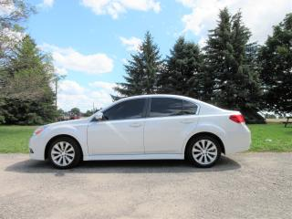 Used 2012 Subaru Legacy 2.5i w/Limited & Nav Pkg for sale in Thornton, ON