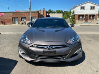 Used 2013 Hyundai Genesis Coupe **GT**SUNROOF**LOW KMS**NAV**SXM RADIO**3.8L** for sale in Hamilton, ON