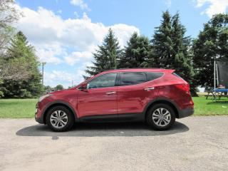 Used 2014 Hyundai Santa Fe Sport Sport- Premium AWD for sale in Thornton, ON