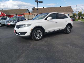 Used 2016 Lincoln MKX Select for sale in Cornwall, ON