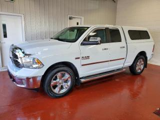 Used 2016 RAM 1500 Big Horn Quad 4x4 for sale in Pembroke, ON