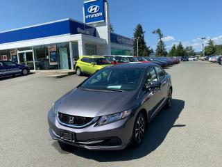 Used 2015 Honda Civic for sale in Duncan, BC