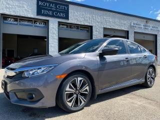 Used 2016 Honda Civic EX-T Turbo Sunroof No Accidents for sale in Guelph, ON