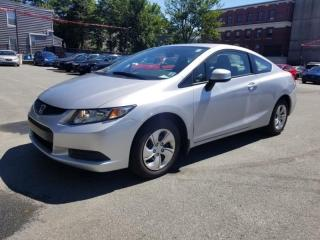 Used 2013 Honda Civic LX COUPE! for sale in Halifax, NS