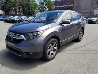 Used 2017 Honda CR-V EX-L W/LEATHER & SUNROOF for sale in Halifax, NS
