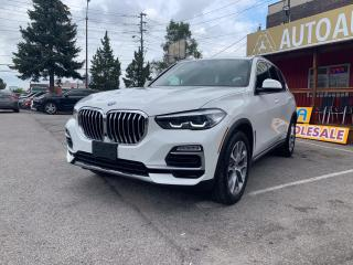 Used 2019 BMW X5 X xDrive40i for sale in Scarborough, ON