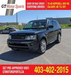 Used 2011 Land Rover Range Rover Sport LUX for sale in Calgary, AB