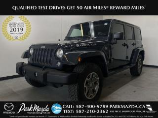 Used 2018 Jeep Wrangler JK Unlimited RUBICON for sale in Sherwood Park, AB