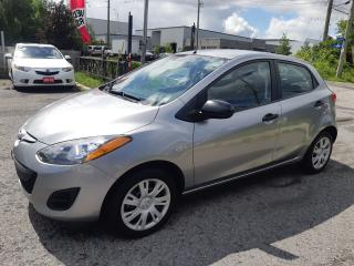 Used 2011 Mazda MAZDA2 GX, MANUAL, A/C, POWER GROUP, 151KM for sale in Ottawa, ON