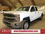 Photo of White 2015 Chevrolet Silverado 2500