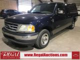 Photo of Navy Blue 2002 Ford F-150