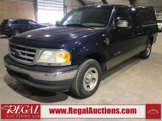 Used 2002 Ford F-150 4D SUPERCAB RWD for sale in Calgary, AB