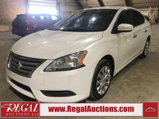 Used 2013 Nissan Sentra S 4D Sedan FWD for sale in Calgary, AB