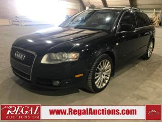 Used 2006 Audi A4 2.0T Avant 4D WAGON 2.0 TURBO for sale in Calgary, AB