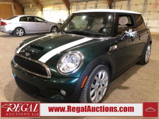 Used 2008 MINI Cooper S 2D Hatchback for sale in Calgary, AB