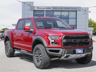 New 2020 Ford F-150 Raptor 802A LEASING AVAILABLE for sale in Winnipeg, MB