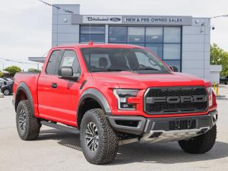 New 2020 Ford F-150 Raptor 801A LEASING AVAILABLE for sale in Winnipeg, MB