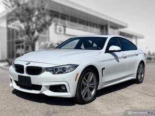 Used 2017 BMW 4 Series 430i xDrive M Sport! for sale in Winnipeg, MB