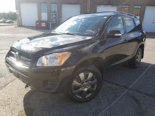 Used 2009 Toyota RAV4 BASE for sale in Brampton, ON