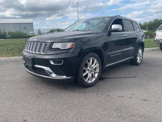 Used 2014 Jeep Grand Cherokee Summit for sale in Ottawa, ON