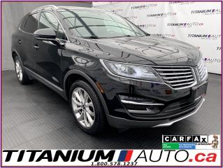 Used 2017 Lincoln MKC AWD+GPS+Pano Roof+Blind Spot+Cross Traffic+Camera for sale in London, ON