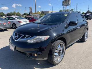 Used 2011 Nissan Murano for sale in London, ON