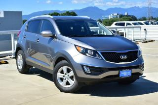 Used 2015 Kia Sportage 2.4L LX FWD at for sale in Burnaby, BC