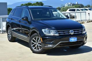 Used 2018 Volkswagen Tiguan Comfortline 2.0T 8sp at w/Tip 4M for sale in Burnaby, BC
