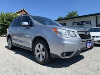 Used 2016 Subaru Forester TOURING for sale in Waterdown, ON