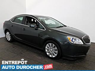 Used 2017 Buick Verano Convenience 1 AIR CLIMATISÉ - Caméra de Recul for sale in Laval, QC