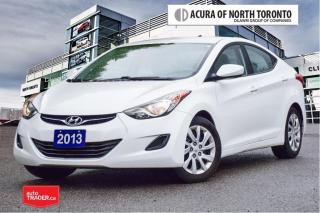 Used 2013 Hyundai Elantra GL at Winter Tires Included| Bluetooth for sale in Thornhill, ON