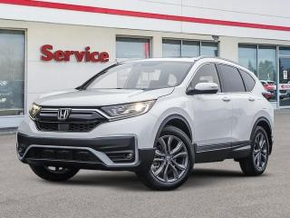 New 2020 Honda CR-V SPORT 4WD for sale in Brandon, MB