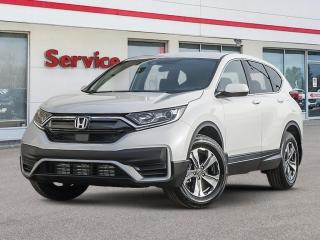 New 2020 Honda CR-V LX 2WD for sale in Brandon, MB