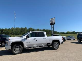 New 2020 Chevrolet Silverado 2500 High Country for sale in Roblin, MB