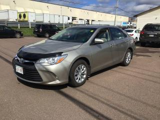Used 2015 Toyota Camry LE for sale in Moncton, NB