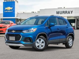 New 2020 Chevrolet Trax LT for sale in Winnipeg, MB