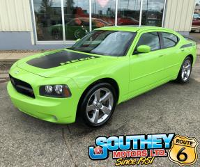 Used 2007 Dodge Charger Daytona R/T - #131 of 150  NO GST for sale in Southey, SK