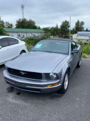 Used 2007 Ford Mustang V6 for sale in Sturgeon Falls, ON