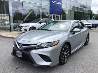 Used 2018 Toyota Camry HYBRID SE for sale in Surrey, BC