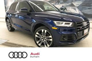 Used 2020 Audi SQ5 3.0T Technik + Demo | Loaded! | CarPlay for sale in Whitby, ON
