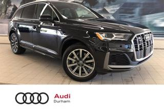 Used 2020 Audi Q7 55 Progressiv + Audi Care | Demo | Drive Assist for sale in Whitby, ON