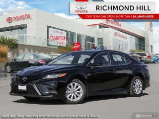 New 2020 Toyota Camry SE 4CYL for sale in Richmond Hill, ON
