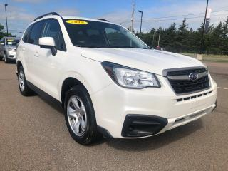 Used 2018 Subaru Forester BASE for sale in Charlottetown, PE