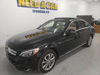 Used 2016 Mercedes-Benz C-Class for sale in Trenton, ON