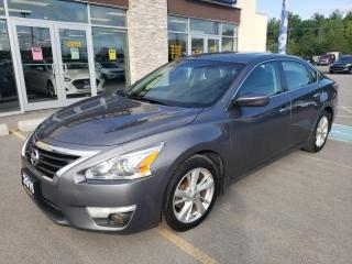 Used 2015 Nissan Altima 2.5 SV BLUETOOTH SUNROOF BACKUP CAM HEATED SEATS for sale in Trenton, ON