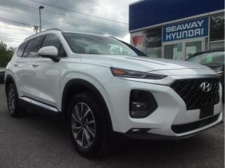 Used 2020 Hyundai Santa Fe Preferred AWD - Apple Car Play - Bluetooth for sale in Cornwall, ON