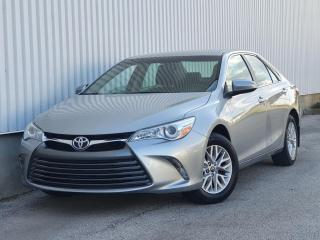 Used 2016 Toyota Camry LE|Alloy Wheels|Back Up Cam| FINANCING AVAILABLE for sale in Mississauga, ON