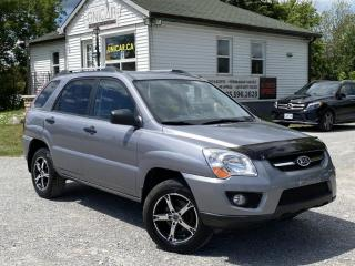 Used 2009 Kia Sportage No-Accidents FWD Power Group Heated Seats for sale in Sutton, ON